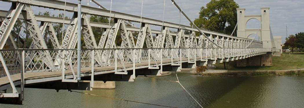 Waco Suspension Bridge